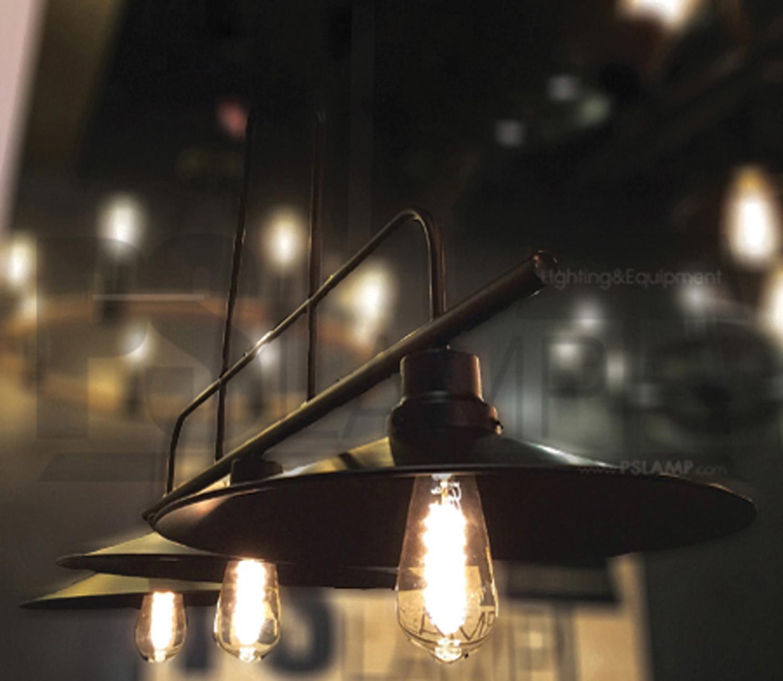 โคมไฟห้อย-โคมไฟเพดาน-โคมไฟวินเทจ-TRIPLE-LOFT