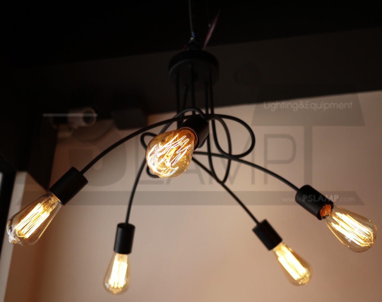 โคมไฟระย้า-โคมไฟเพดาน-โคม-LOFT-ZIGMA