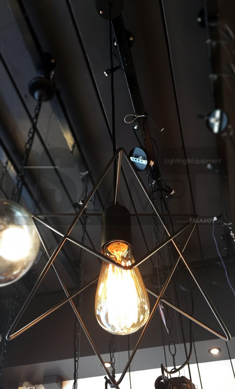 โคมไฟวินเทจ โคมเพดาน โคมไฟ loft