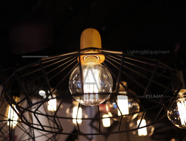 โคมไฟห้อย-โคมไฟโมเดิร์น-โคมไฟวินเทจ-WOODEN-LOFT