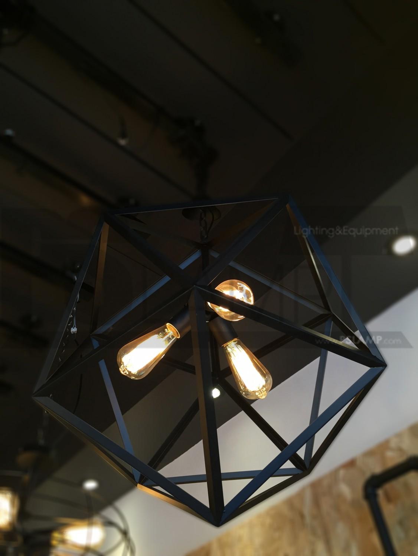 โคมไฟโมเดิร์น-โคมไฟห้อย-โคมไฟเพดาน-XIOXA