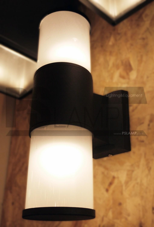 โคมติดผนัง โคมภายนอก โคมไฟ Outdoor MOTA-BK
