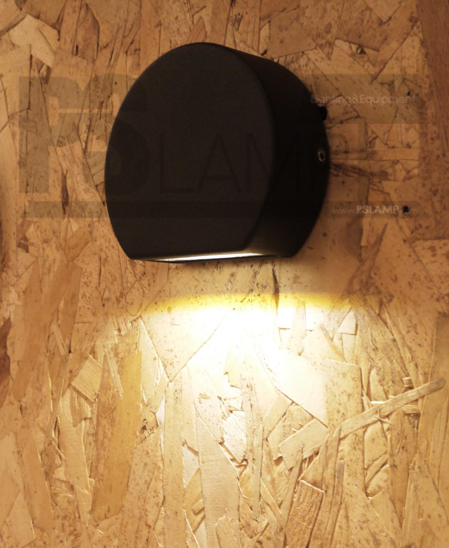โคมติดผนัง โคมภายนอก โคมไฟ Outdoor MWALL