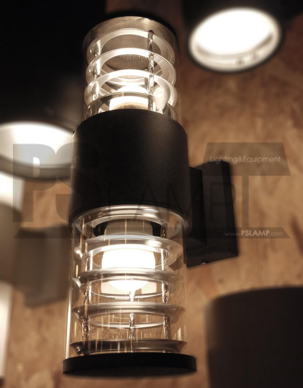 โคมติดผนัง โคมภายนอก โคมไฟ Outdoor OWALL-2