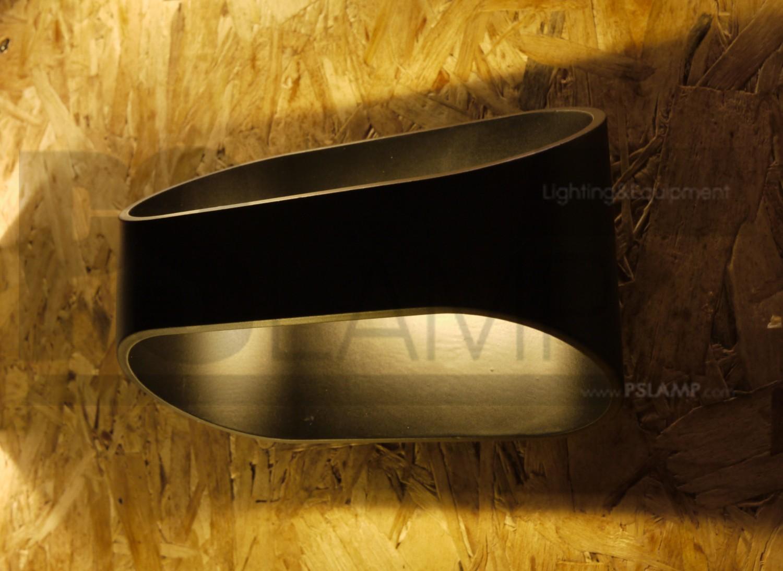 โคมติดผนัง โคมภายนอก โคมไฟ Outdoor UNICA-BK