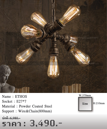 โคมไฟเพดาน โคมไฟระย้า ราคาถูก แนะนำ หาซื้อโคมไฟ