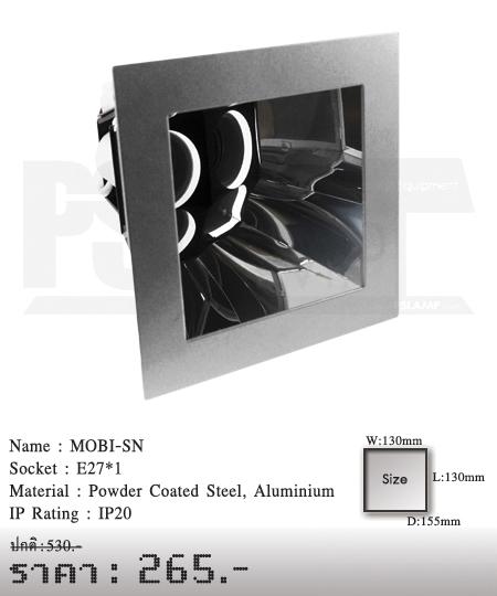 ดาวน์ไลท์-โคมไฟวินเทจ-ขายโคมไฟ-ร้านขายโคมไฟ-โคมไฟโมเดิร์น-MOBI-SN