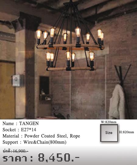 โคมไฟวินเทจ-ขายโคมไฟ-ร้านขายโคมไฟ-โคมไฟโมเดิร์น-โคมไฟ-Loft-TANGEN