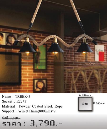 โคมไฟวินเทจ-ขายโคมไฟ-ร้านขายโคมไฟ-โคมไฟโมเดิร์น-โคมไฟ-Loft-TREEK-3