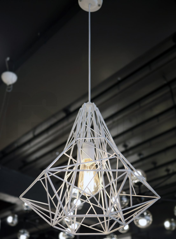 โคมไฟวินเทจ ขายโคมไฟ โคมไฟโมเดิร์น ร้านขายโคมไฟ โคมไฟราคาถูก SPEAR-WH