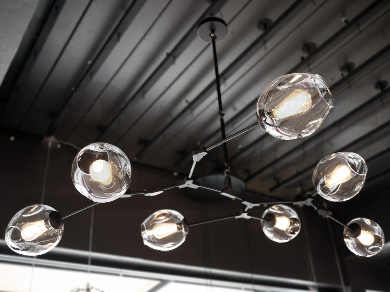 โคมไฟวินเทจ ขายโคมไฟ โคมไฟโมเดิร์น ร้านขายโคมไฟ โคมไฟราคาถูก VELVET-7-BK
