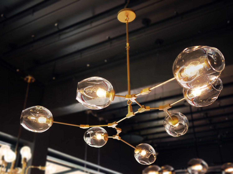 โคมไฟวินเทจ ขายโคมไฟ โคมไฟโมเดิร์น ร้านขายโคมไฟ โคมไฟราคาถูก VELVET-7-GD-1