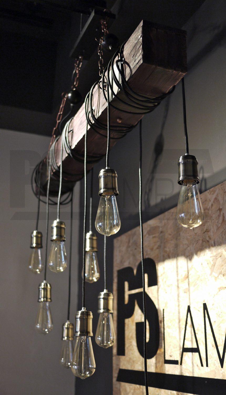โคมไฟเพดาน-โคมไฟวินเทจ-โคมไฟโมเดิร์น-ร้านขายโคมไฟ-ขายโคมไฟ-WOODTREK-4