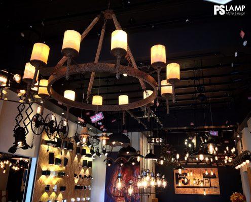 ร้านโคมไฟ ขายโคมไฟ โคมไฟวินเทจ โคมไฟเพดาน โคมไฟโมเดิร์น 1