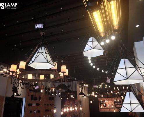 ร้านโคมไฟ ขายโคมไฟ โคมไฟวินเทจ โคมไฟเพดาน โคมไฟโมเดิร์น 6