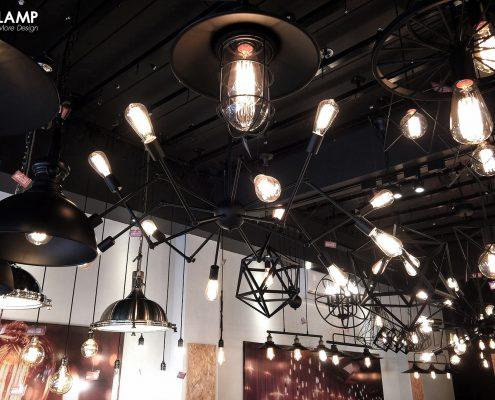 ร้านโคมไฟ ขายโคมไฟ โคมไฟวินเทจ โคมไฟเพดาน โคมไฟโมเดิร์น 8