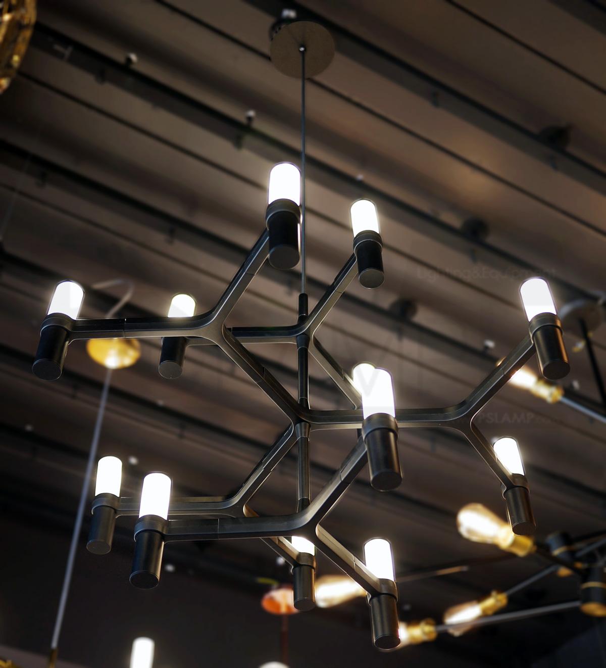โคมไฟวินเทจ-โคมไฟโมเดิร์น-ขายโคมไฟ-ร้านโคมไฟ-โคมไฟราคาถูก-LERIDA-BK