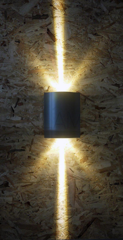 โคมติดผนัง โคมภายนอก โคมไฟผนัง โคมไฟกิ่งภายนอก Outdoor SHIFT-GY