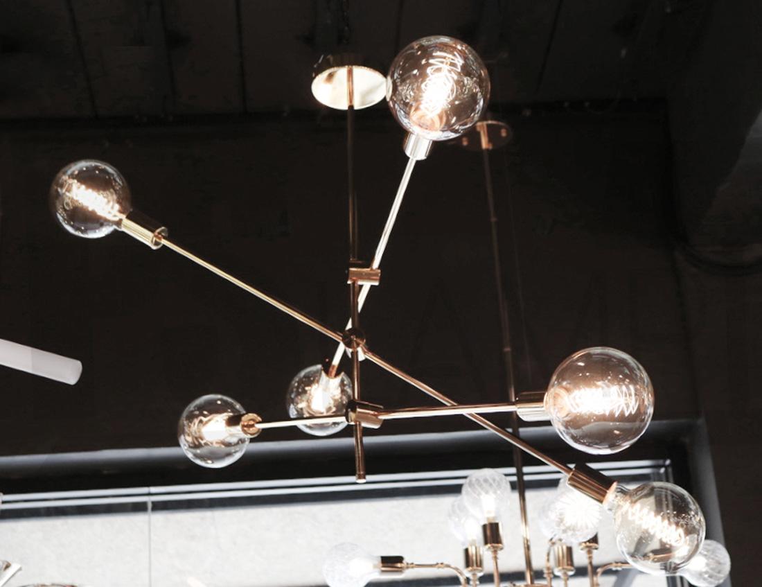 โคมไฟห้อย โคมไฟแขวน โคมไฟลอฟท์ โคมไฟระย้า GENTO-6