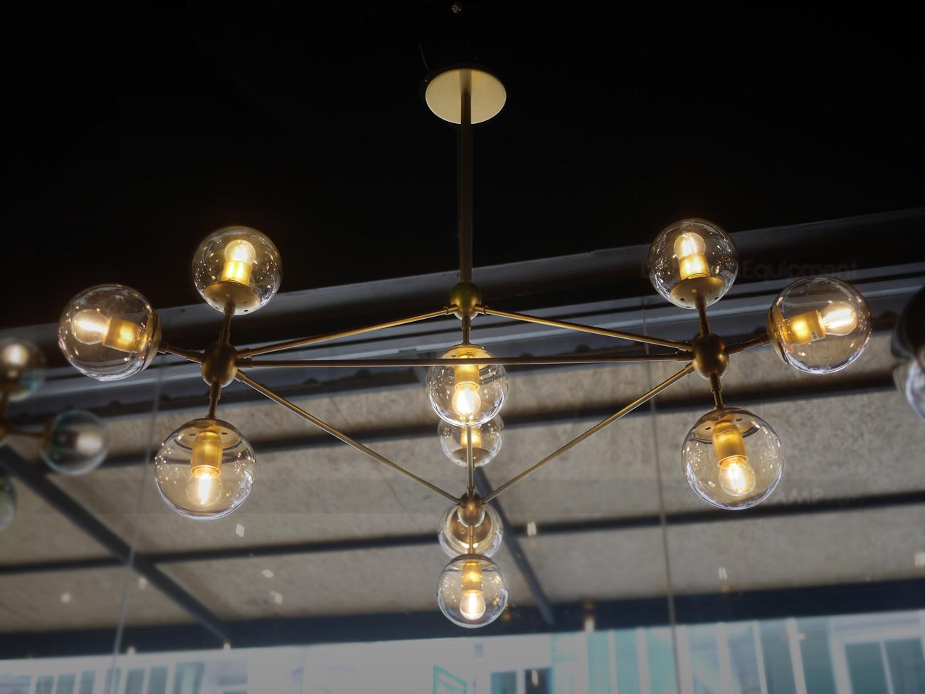 โคมไฟห้อย โคมไฟแขวน โคมไฟลอฟท์ โคมไฟระย้า IRATO-10