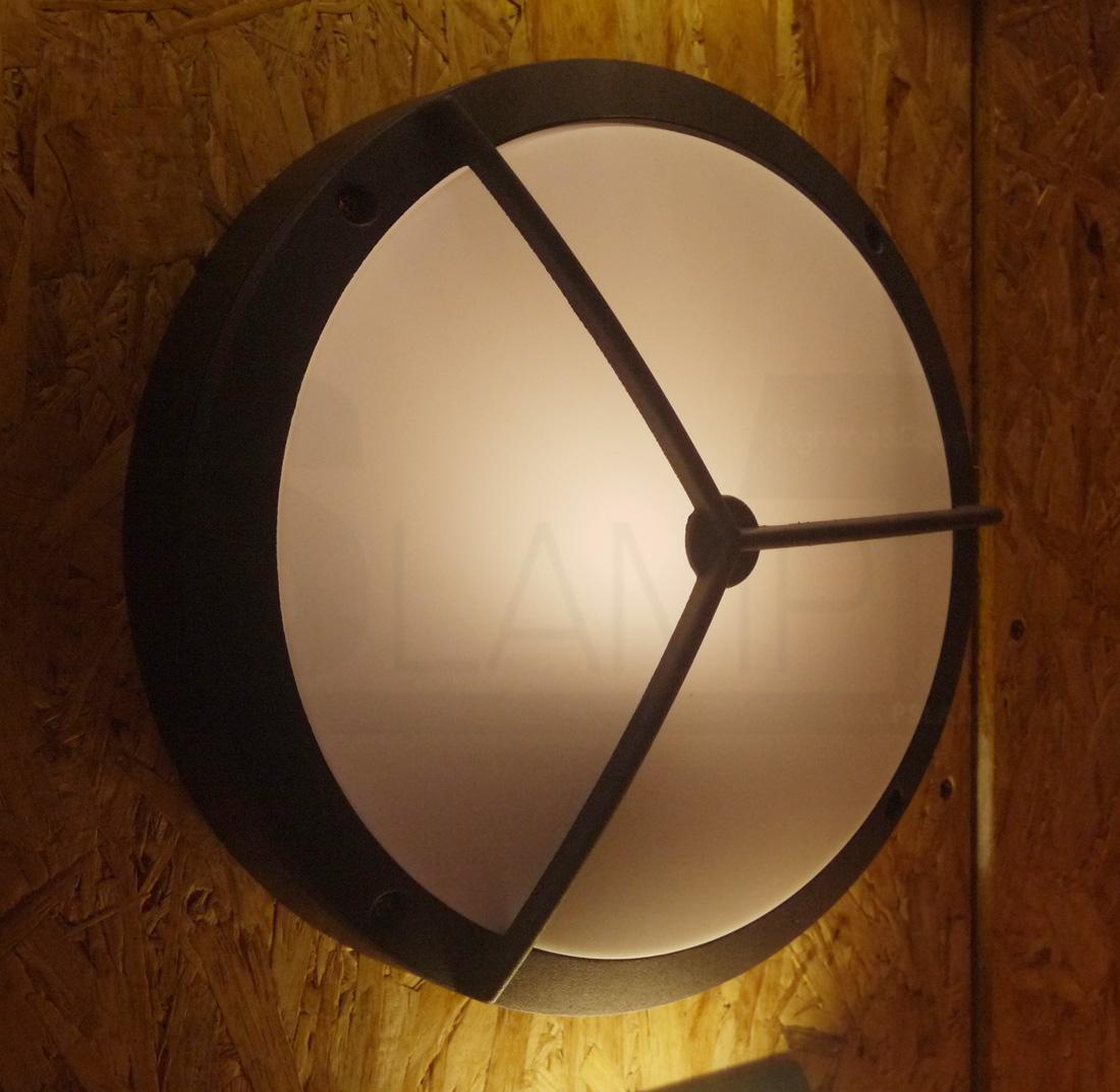 โคมไฟติดผนัง โคมไฟผนัง โคมไฟภายนอก โคมไฟหัวเสา CIRWALL-B