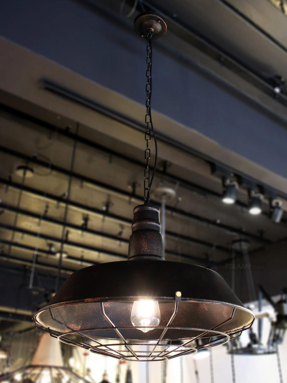 โคมไฟห้อย โคมไฟแขวน ร้านโคมไฟ ร้านขายโคมไฟ BATTEN-46-RT