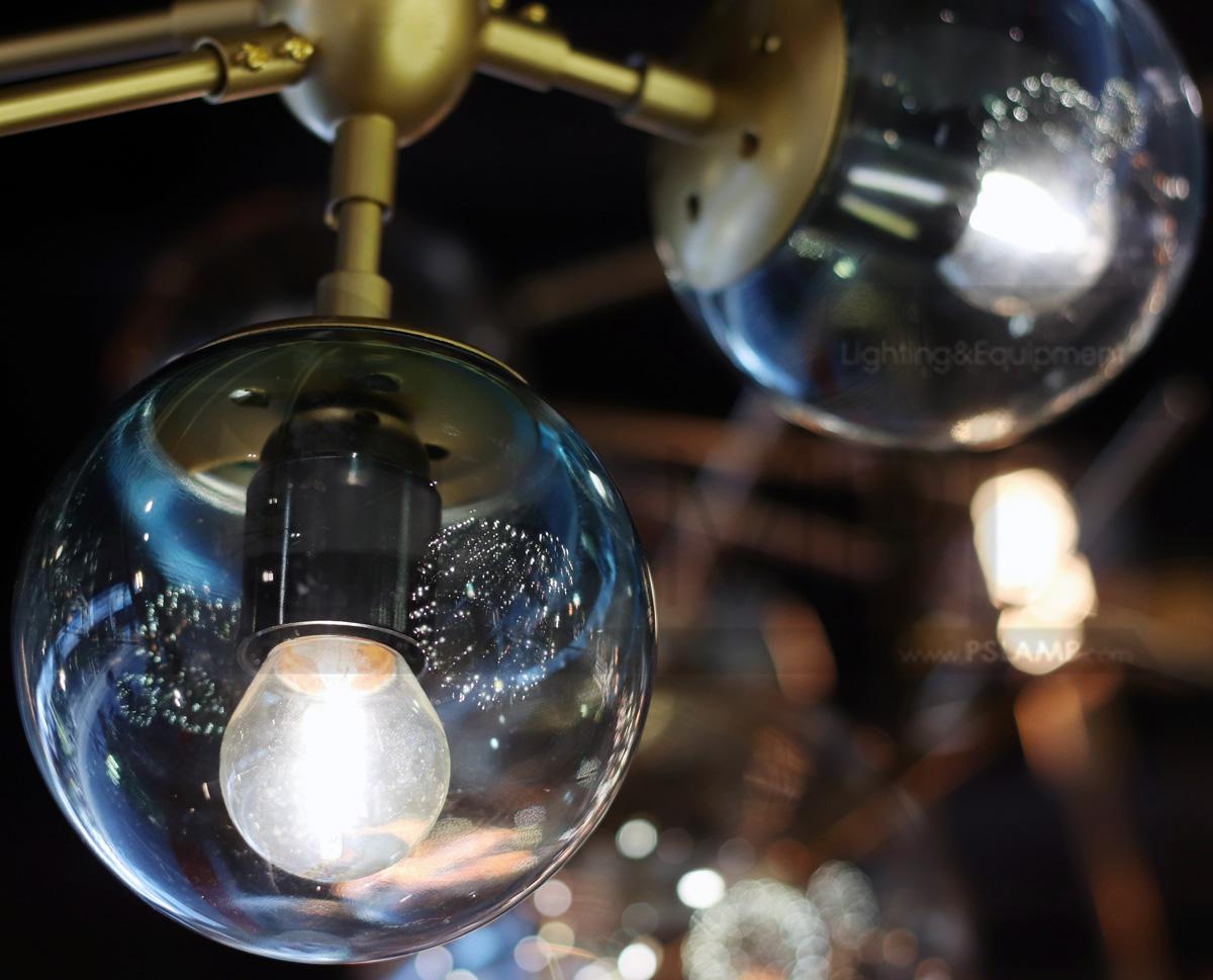 โคมไฟห้อย โคมไฟแขวน ร้านโคมไฟ ร้านขายโคมไฟ IRATO-15-SGL