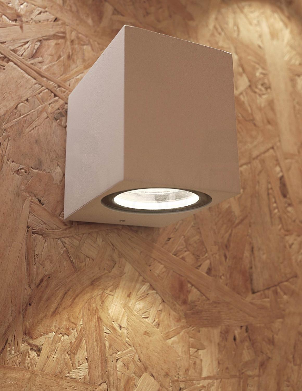 โคมไฟผนัง-โคมไฟหัวเสา-โคมไฟภายนอก-โคมไฟโมเดิร์น-NEX-1-WH