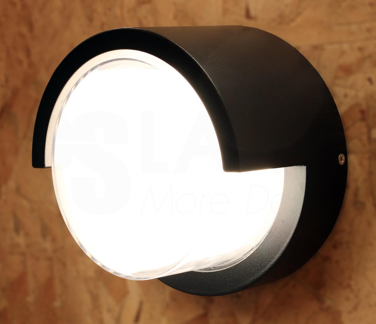 โคมไฟติดผนัง-โคมไฟผนัง-โคมไฟภายนอก-โคมไฟโมเดิร์น-CATANIA-BK