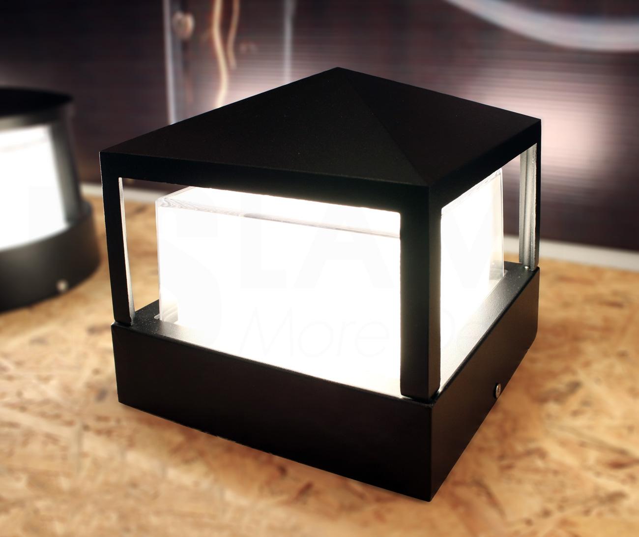 โคมไฟหัวเสา-โมเดิร์น-โคมไฟหัวเสา-โคมผนัง-โคมไฟภายนอก-โคมไฟ-outdoor-SQ-TOWER-B