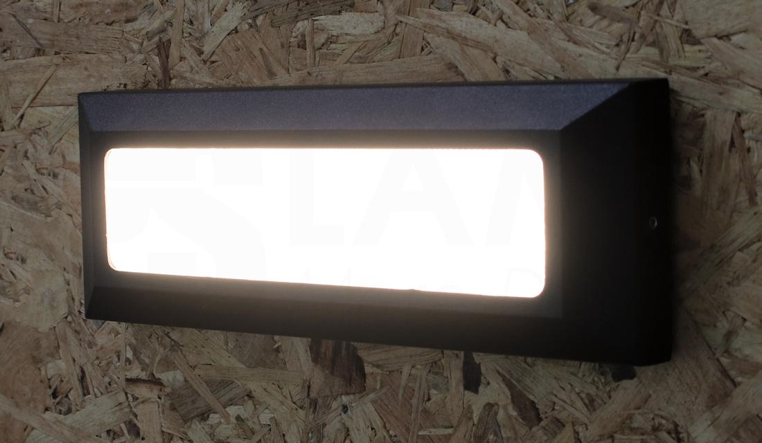 โคมไฟ Steplight โคมไฟติดขั้นบันได โคมไฟติดผนัง MUJI-BK