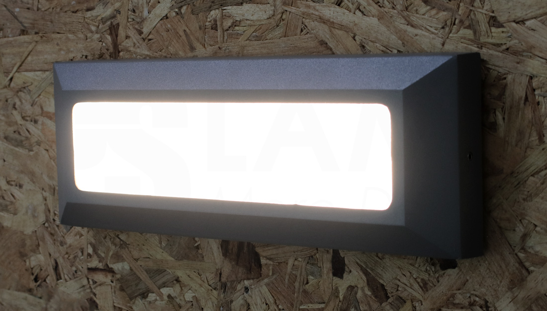 โคมไฟ Steplight โคมไฟติดขั้นบันได โคมไฟติดผนัง MUJI-GY